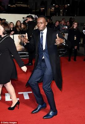 The Usain Bolt