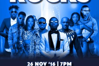 2baba, Olamide, Ycee, Burnaboy, Tiwa Savage, D'banj, Simi And Falz Storm Lagos For The Biggest Music Concert In 2016