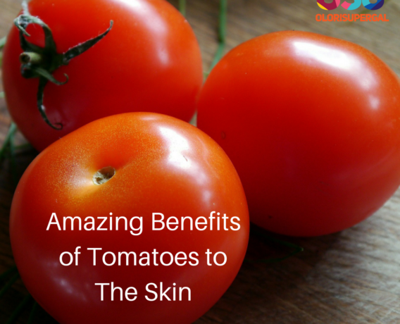 Amazing Benefits of Tomatoes for the Skin
