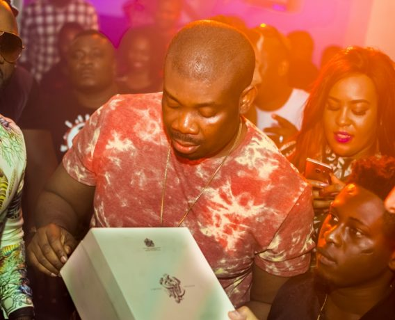 Don Jazzy Celebrates Birthday in Style