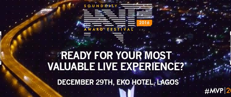 Soundcity MVP Award Festival