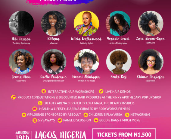 Nigerian Natural Hair & Beauty Show