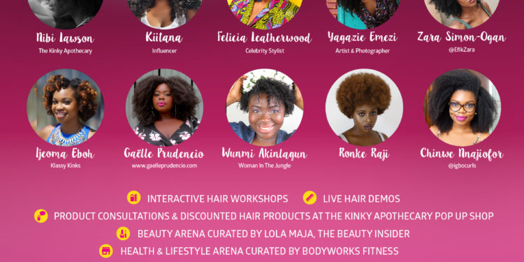 Nigerian Natural Hair & Beauty Show