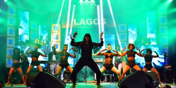 Tiwa Savage Dazzles In Home Coming Performance At 2016 Star Music Trek Finale