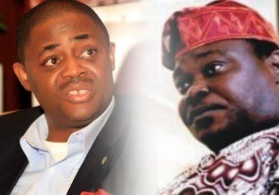 Fani Kayode and Jimoh Ibrahim