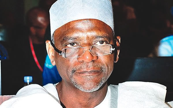 Minister of Education, Adamu Adamu