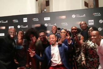 '76' Movie Nigerian Premiere: Nollywood Stars Shine (Photos)