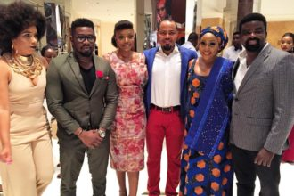 '76' Movie Nigerian Premiere