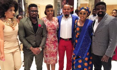 '76' Movie Nigerian Premiere