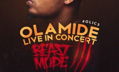 Olamide - OLIC3