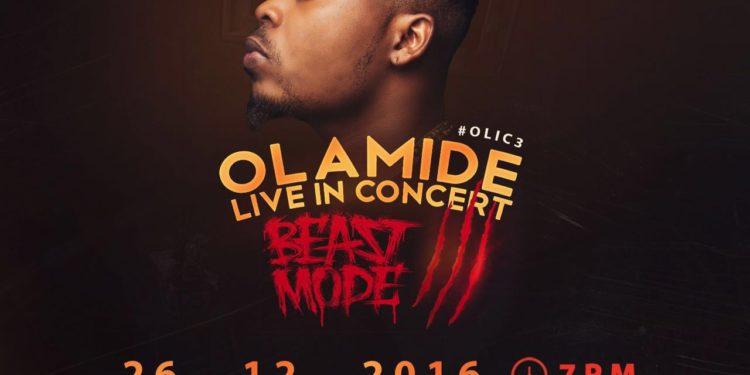 Olamide OLIC3