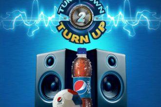 Pepsi #Turndown2Turnup