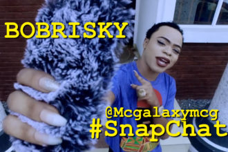 Mc Galaxy Stars Bobrisky and Nkechi Nedu Wazobia in New Video Snapchat