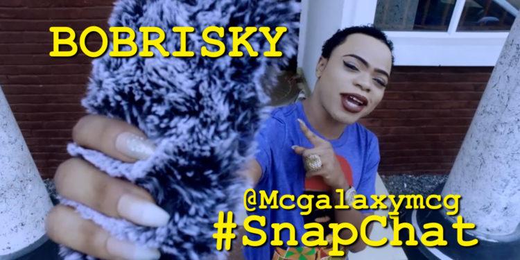 Mc Galaxy Stars Bobrisky and Nkechi Nedu Wazobia in New Video Snapchat