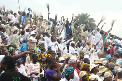 APC Rally in Ondo