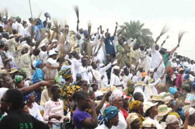 APC Rally in Ondo