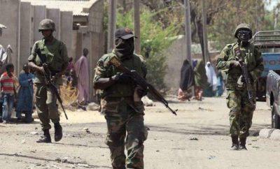 Borno ambush