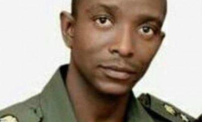 Late Lt. Col. Abu Ali