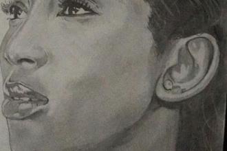Tekno's Genevieve portrait
