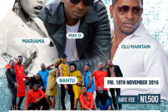 Afropolitan Vibes with Olu Maintain, May D, Mariama and Bantu