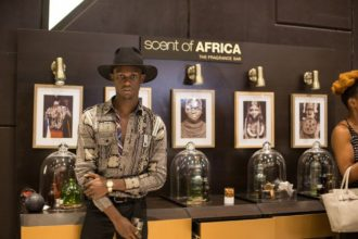 Photos from Scent of Africa luxury perfume launched in Lagos