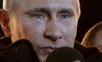 Russia President Vladmir Putin