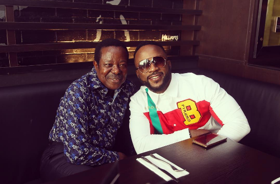 Iyanya Salutes KSA's Induction into Hard Rock Hall of Fame