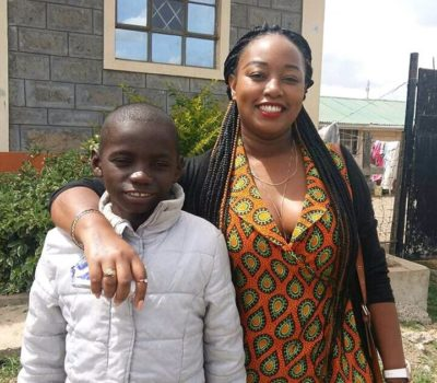 Boy Who Wept On Sighting The Lady On Oxygen Has Been Adopted