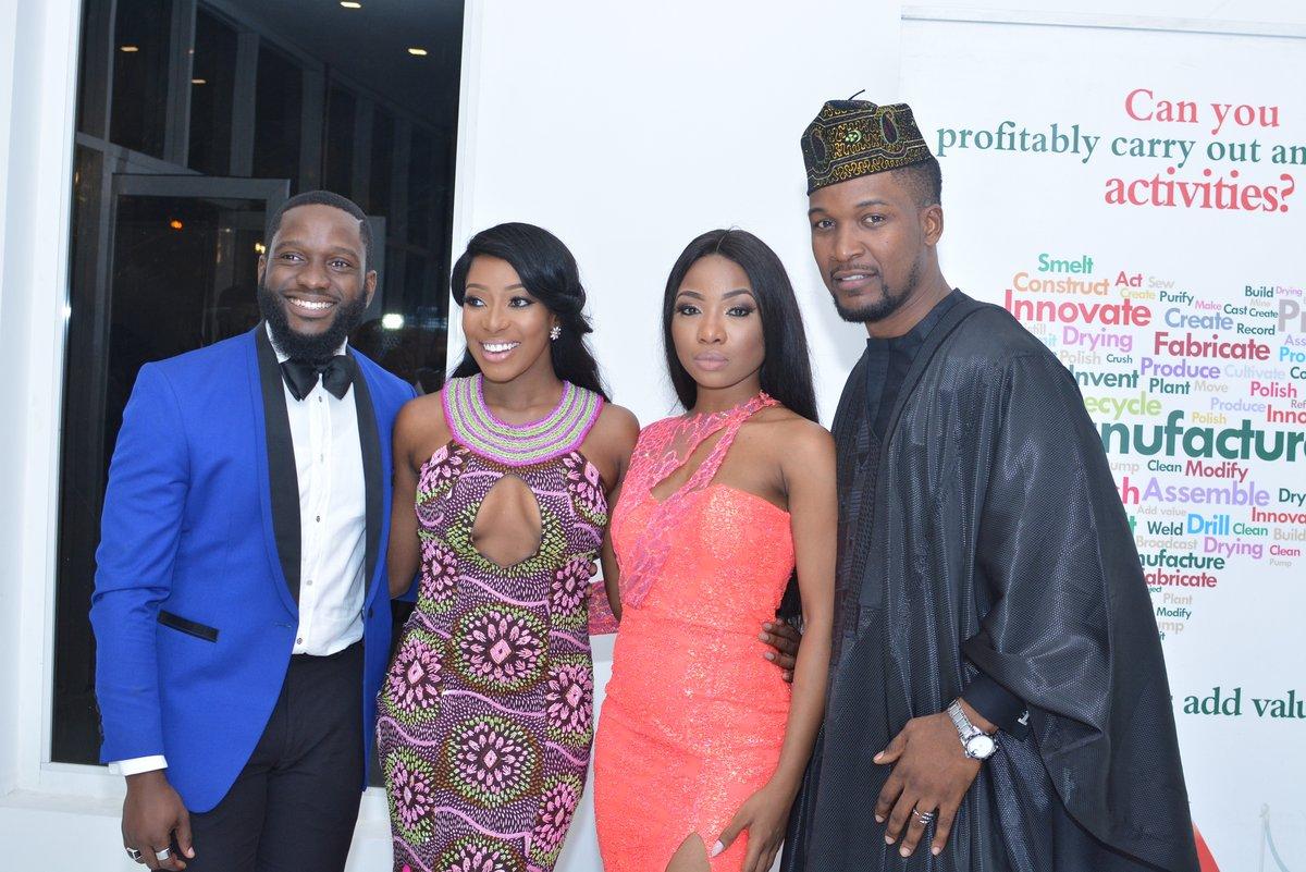 DJ Obi, Dorcas Shola Fapson, Mocheddah and Wole Ojo