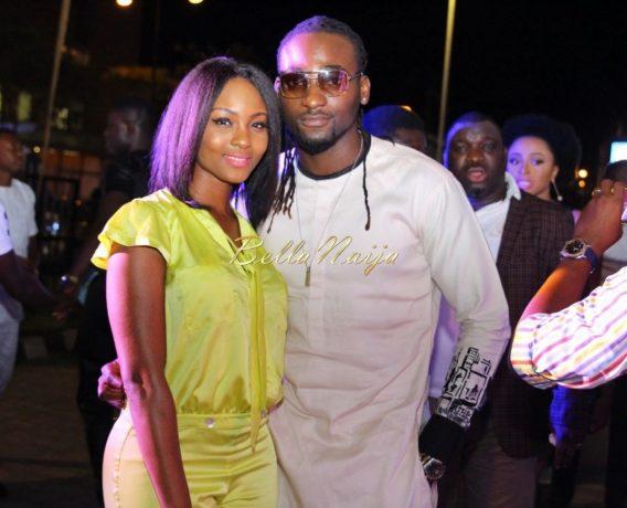 Gbenro Ajibade and Osas Ighodalo
