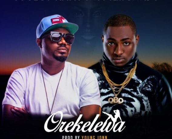 DJ Jimmy Jatt ft Davido - Orekelewa