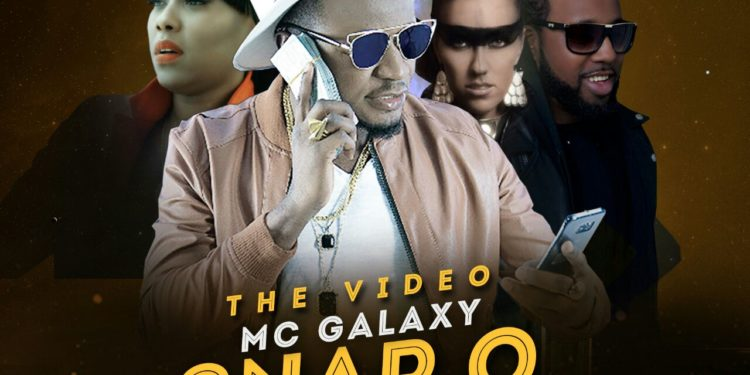 Video: Mc Galaxy - Snap O (Snapchat) Ft Neza X Musicmanty X Kelli Pyle (Starring Bobrisky & Nedu Nkechi)