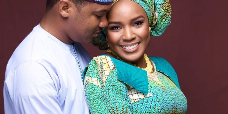 ADC to Chief of Army Staff & Former Borno State Governor's Daughter Pre-wedding Photos