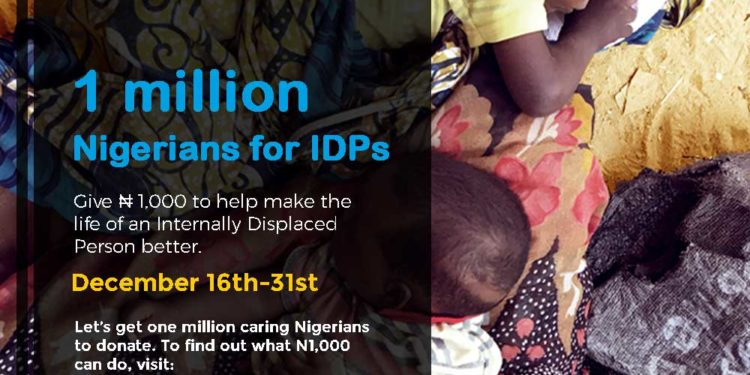 Wecare4IDPs; An Initiative to Raise Support for Internally Displaced Persons