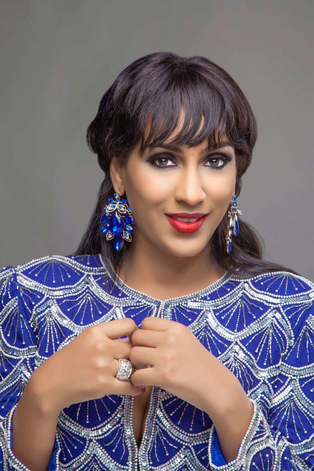Photos: Season's Greetings from Actress, Juliet Ibrahim