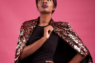 Lamide Akintobi as Olivia Pope ... The Bland2Glam Holiday Collection