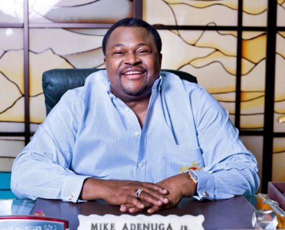 Mike Adenuga