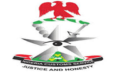 Nigeria Customs Logo