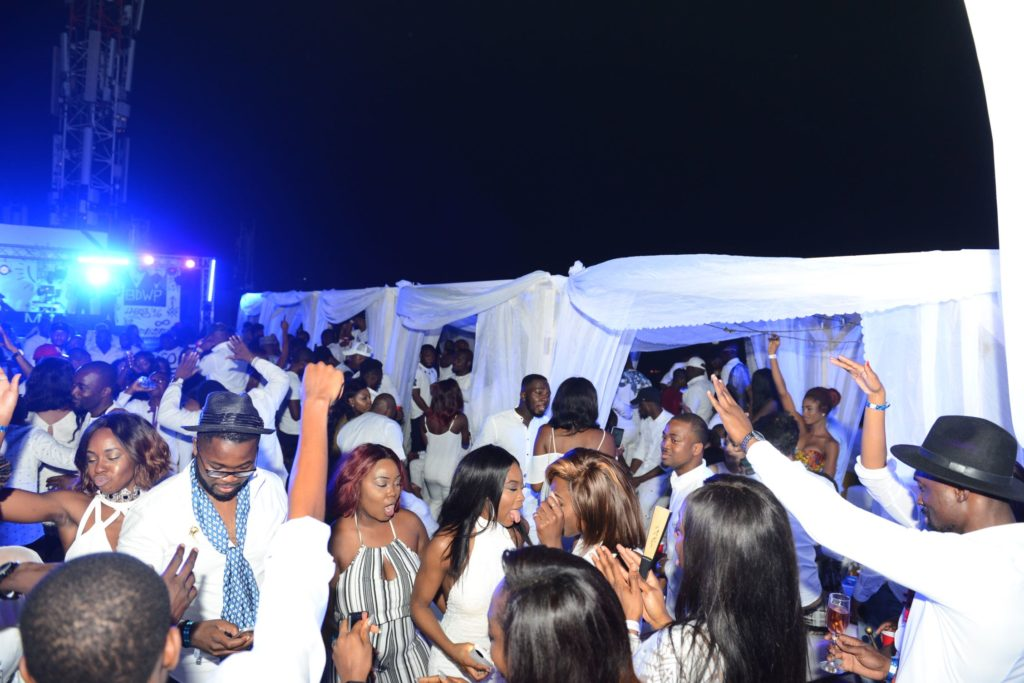 PEPSI BOXING DAY WHITE PARTY