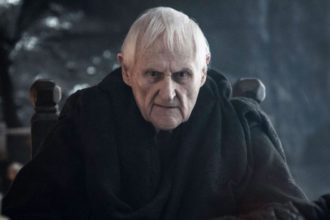 "Peter Vaughan, who played the enigmatic Maester Aemon in ""Game of Thrones died at the age of 93"