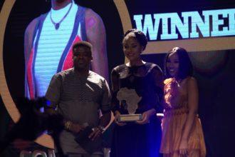 SOMKELE IYAMAH IDHALAMA, Winner, The Future Awards Africa Prize for Acting