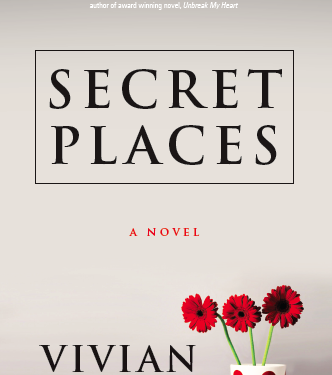 Secret Places by Vivian Kay Book Cover
