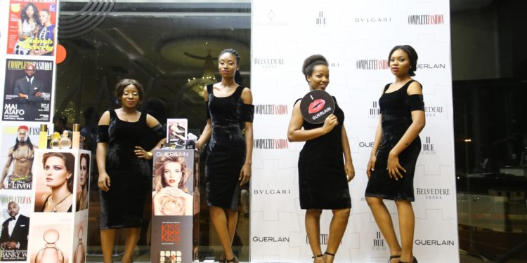 The Bvlgari & Guerlain Hostesses