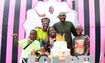 annie-idibia-2baba-and-isabel-idibia