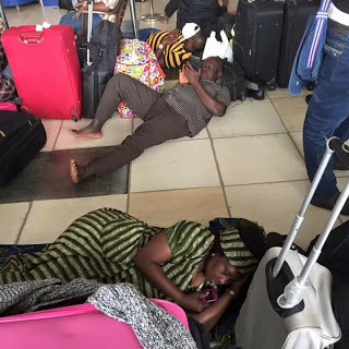 arik air passengers