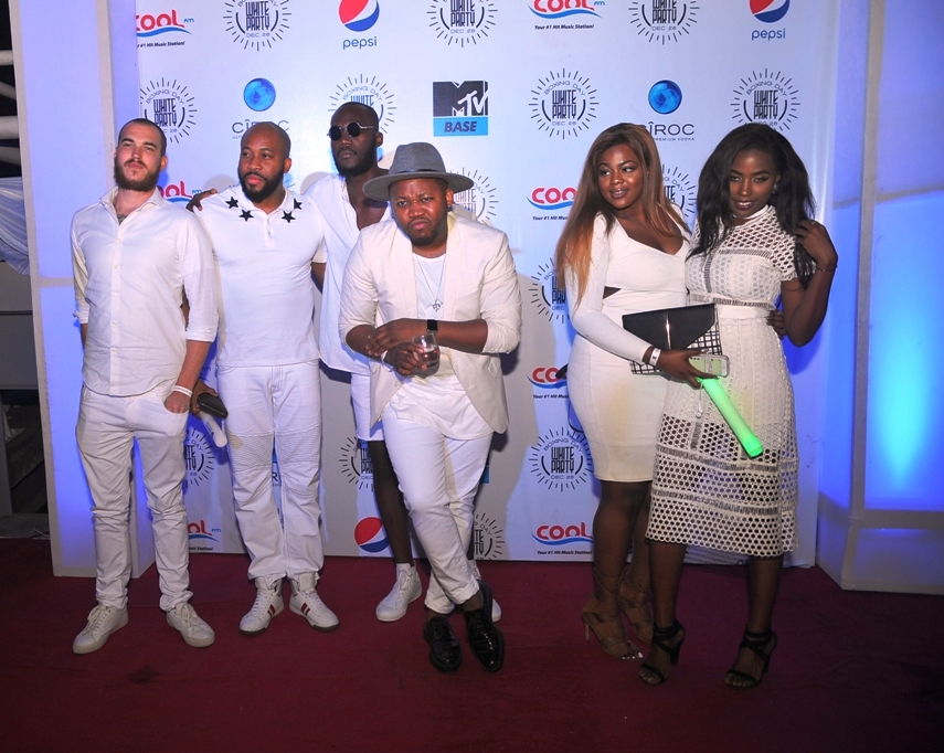 pepsi boxing day white party 2
