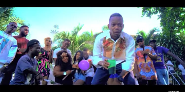 Kofi FT Small Doctor X Q Dot - Sokutu Directed By Wole Ogundare