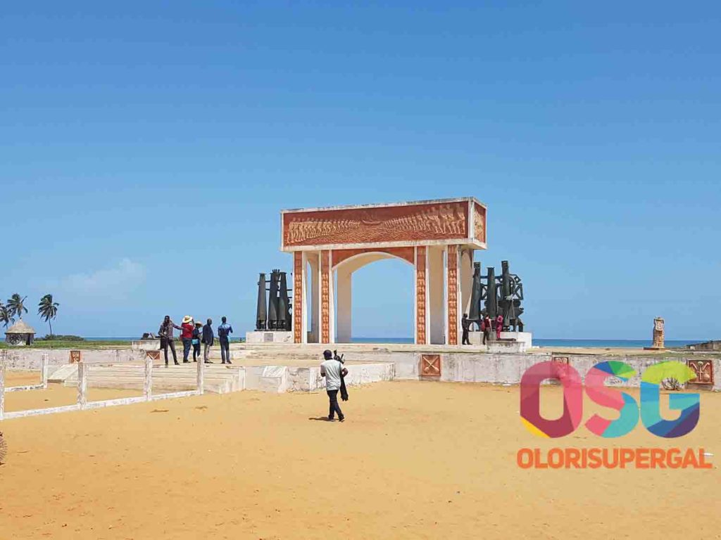 THE PLACE OF NO RETURN, OUIDAH