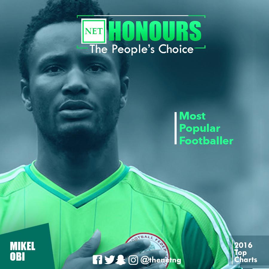 11 NET Honours Mikel