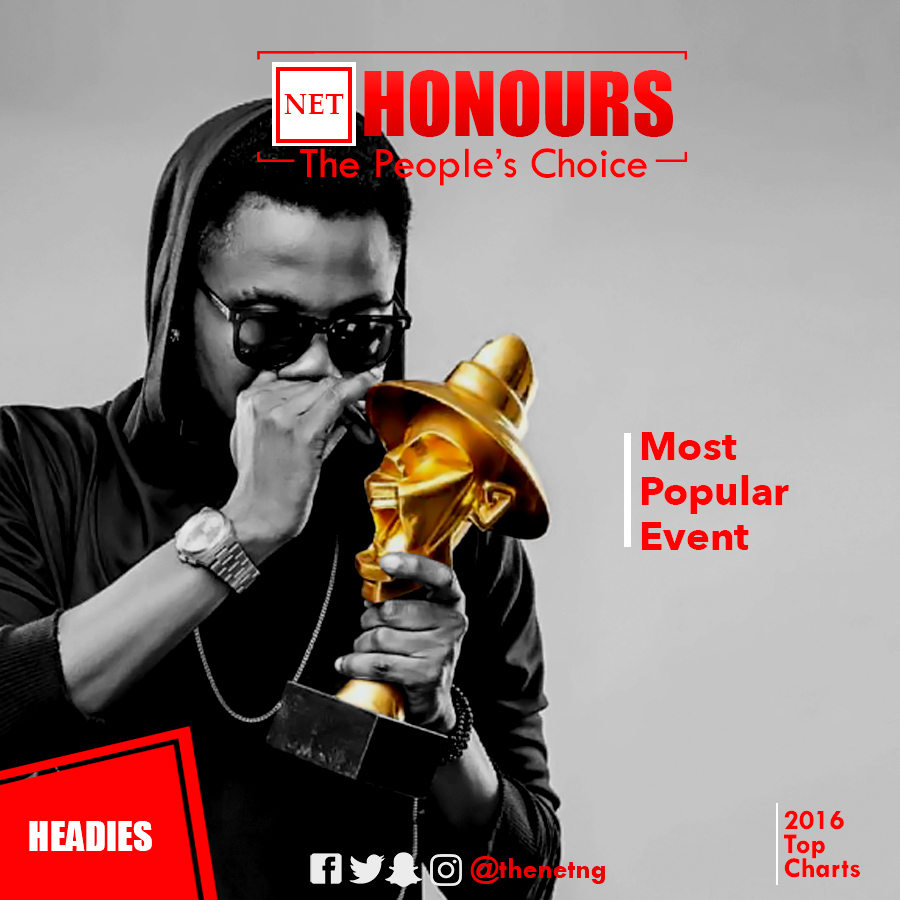 13 NET Honours Headies